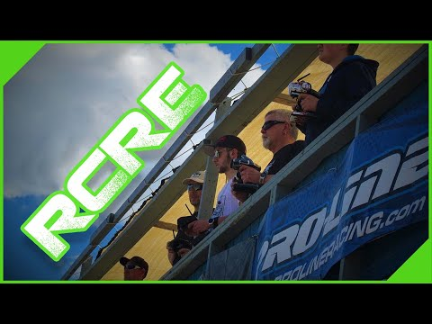 Team Associated RC8.2e - Radio Control Racers Edmonton First Club Race 2017