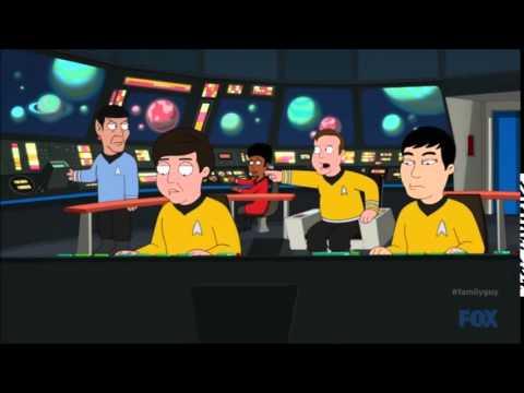 Family Guy: I'm givin' her all she's got, captain!