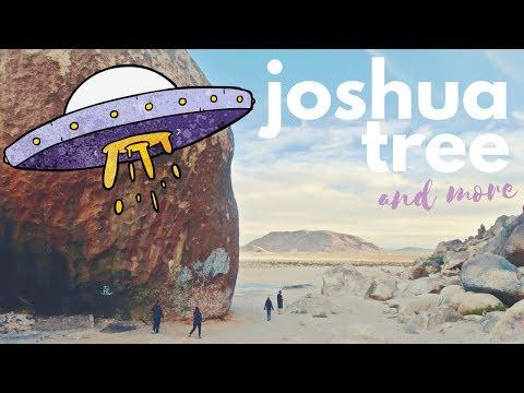 Exploring Joshua Tree, Integratron & Pioneer Town 🚐🇺🇸 RV Living Full Time