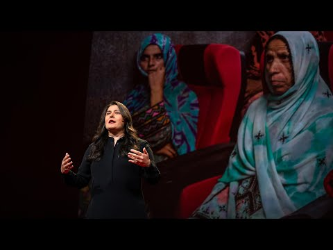 How film transforms the way we see the world   Sharmeen Obaid-Chinoy