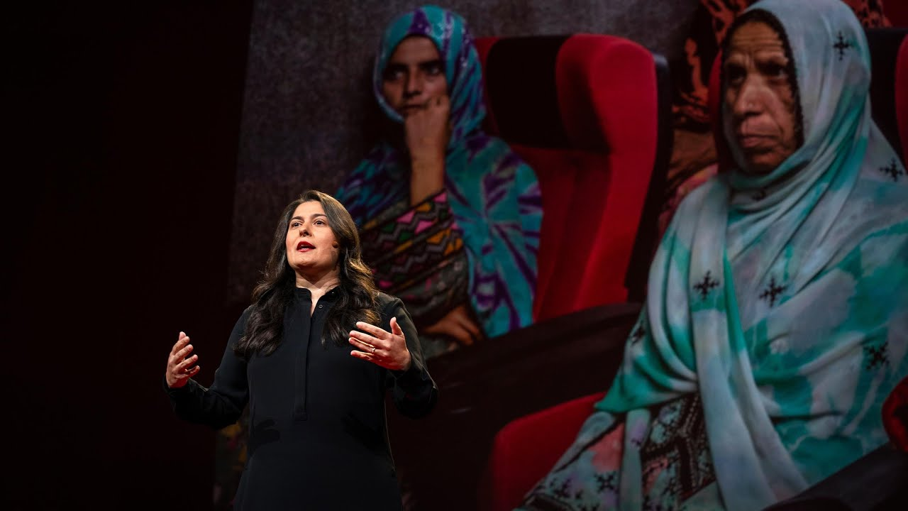 Sharmeen Obaid-Chinoy: How film transforms the way we see the world
