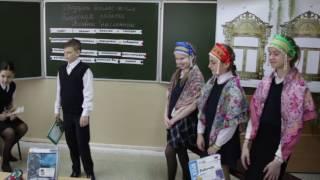 Воронина Светлана Васильевна фрагмент урока по русскому языку