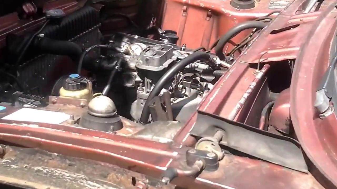 1976 Bmw 2002 Bmw2002 Carb Carburetor Weber 32 36 Stykme
