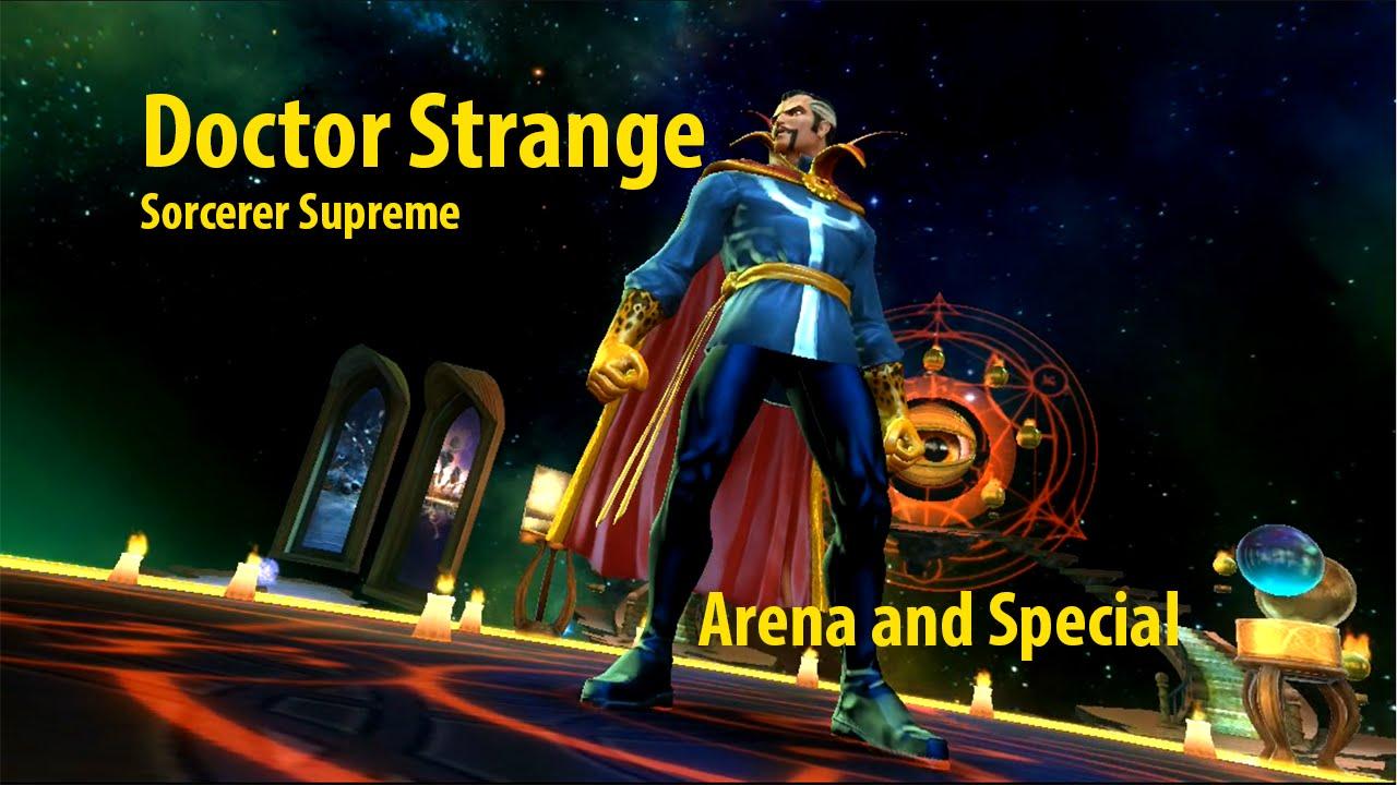 how to get dr strange marvel future fight
