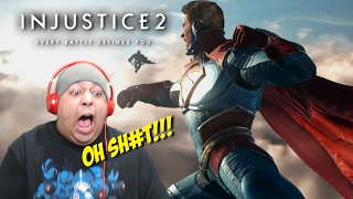 THIS GAME FIRE AS F#%K!!! [INJUSTICE 2] [GAME...