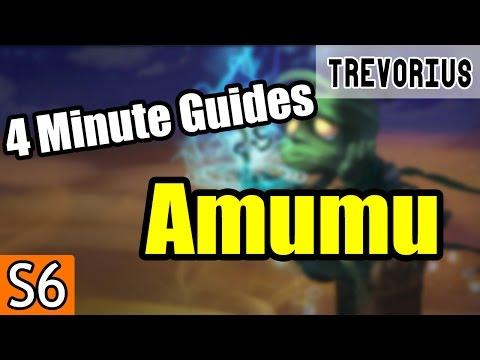 4 Minute Guide to Jungle Amumu | Season 6
