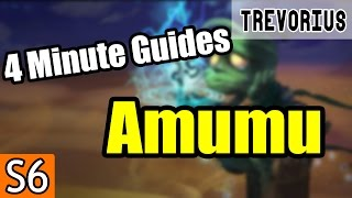 4 Minute Guide to Jungle Amumu | Season 6