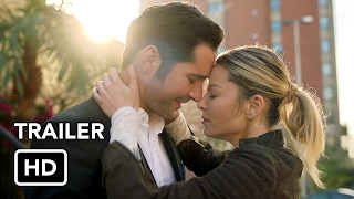 "Lucifer Season 2 ""Chloe and Lucifer: A Devilish Love Story"" Trailer (HD)"