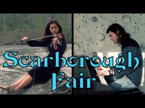 Scarborough Fair (Piano, Violin & Vocals)