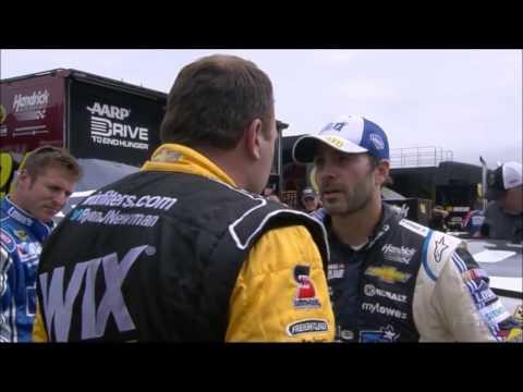 NASCAR Feuds: Ryan Newman vs. Hendrick Motorsports
