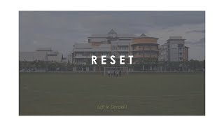 What If We Reset Everything? l RESET l SHORT FILM 2019 l TESL UiTM DENGKIL
