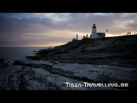 Tisza-Travelling stelt voor - Maine (USA)