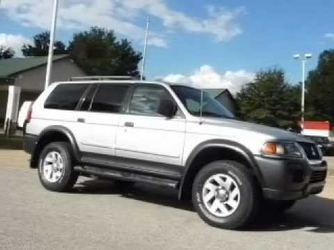 2002 Mitsubishi Montero Sport $5897 at Prestige Auto Super Center in Ocala