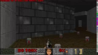 Doom 2 Map 08 Nomo in 0:16.89