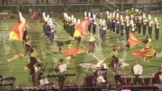 DOWNEY -V- LA HABRA '09