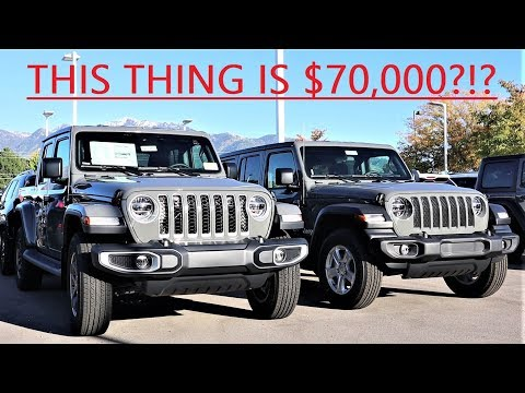 2020 Jeep Wrangler Eco-Diesel Pricing And Configurations!!!