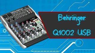 Behringer Q1002USB - Review en español