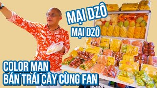 Hộp Thư Hồng #24: Gặp fan cứng dễ thương Color Man lao vô phụ bán xoài đắt như tôm tươi
