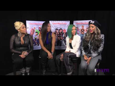 TBoz, Chili, Lil Mama and Drew Sidora Talk VH1's TLC Biopic