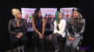 T-Boz, Chili, Lil Mama and Drew Sidora Talk VH1