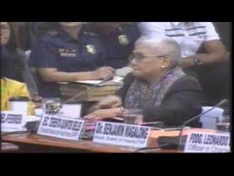 Poe, Guingona, Sotto, Nancy, SAF 44, Mamasapano, Senate, Investigation, 12,2017,3/