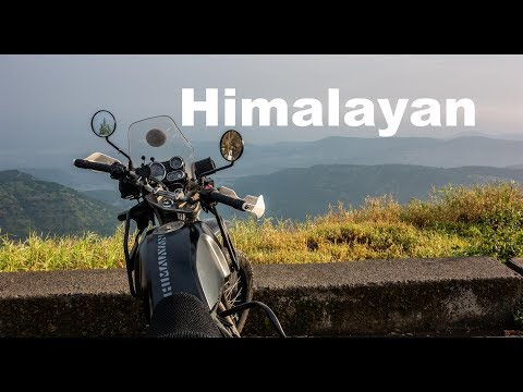 Build Quality of Royal Enfield Himalayan
