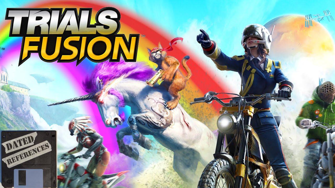 Trials fusion multiplayer 13 unicorn update youtube - Trial fusion unicorn ...