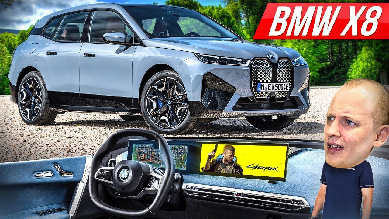 Download Самый дорогой кроссовер БМВ 2021 за 9 млн - лучше X5 и X7? Самый первый BMW iX #ДорогоБогато