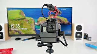 Ultimate Vlogging Setup for GOPRO HERO 5 / 6/ 7