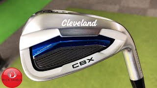 NEW CLEVELAND LAUNCHER CBX IRONS REVIEW - RICK SHIELS