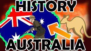 Animated History Of Australia ~ Captain History