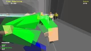 #002 - [Indie Game] Black Shades