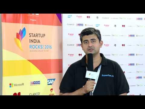Interview with Bineet Desai, Co-Founder & CFO, Superfyn.ai