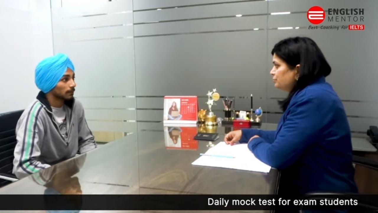 IELTS Speaking Test | IELTS Speaking Sample 6.5 Band | English Mentor | Latest IELTS Speaking 2021