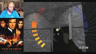 Goldeneye 007 Custom Level: Powerplant (by Pheonarx)