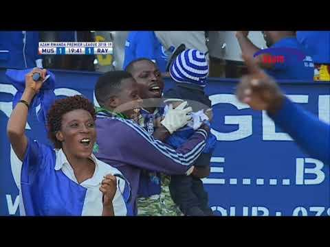 ARPL 18-19: MUSANZE FC 1 - 2 RAYON SPORTS FC_(Goals/Ibitego)