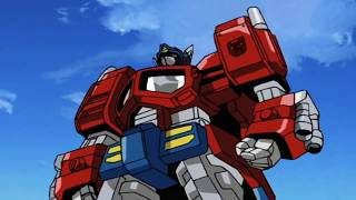 Transformers Armada Dub And Sub Episode 1 First Encounter (5/5)