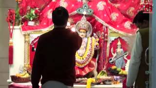 Jhandewalan Mata Mandir Live Aarti from New Delhi || MiMedia.in