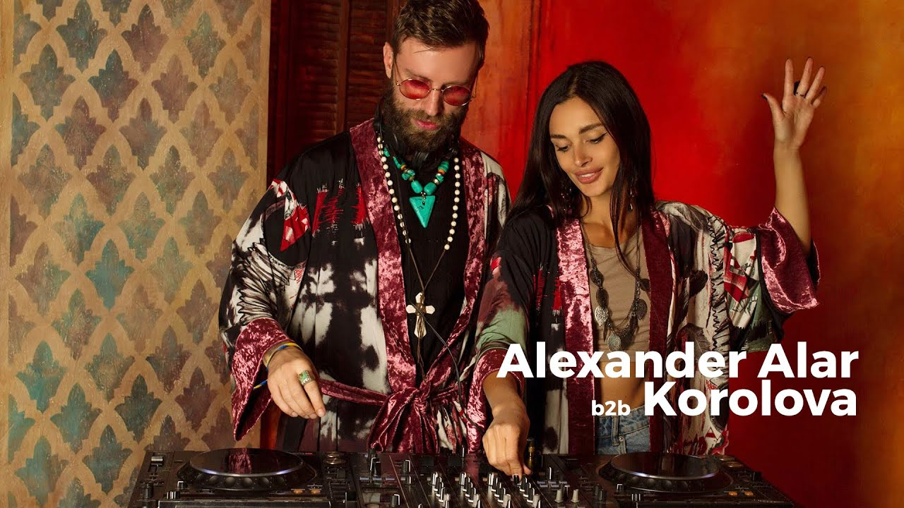 Download Alexander Alar b2b Korolova - Live @ Radio Intense 8.12.2020 / Progressive House & Melodic Techno