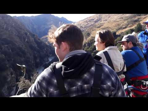 Shotover Canyon Fox Locals Weekend for Charity, Queenstown NZ