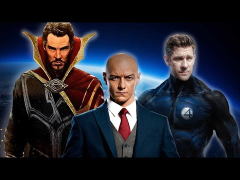 PROF X And The ILLUMINATI In DOCTOR STRANGE IN THE MULTIVERSE OF MADNESS