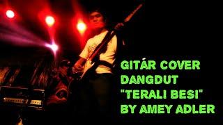 TERALI BESI guitar cover dangdut