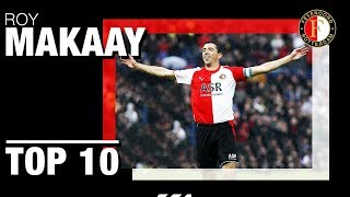 TOP 10 GOALS | Roy Makaay