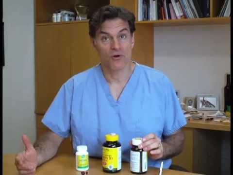 """Dr. Oz answers: """"What supplements do you take?"""""""
