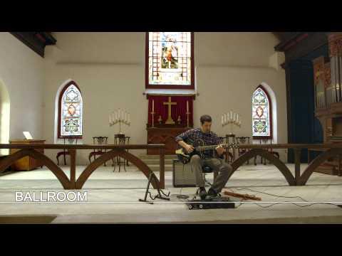 Lee Barbour in concert - St. Luke's Chapel - Charleston, SC