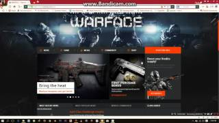 how to download free FPS game warface for pc