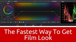 The Fastest Way To Get Film Look