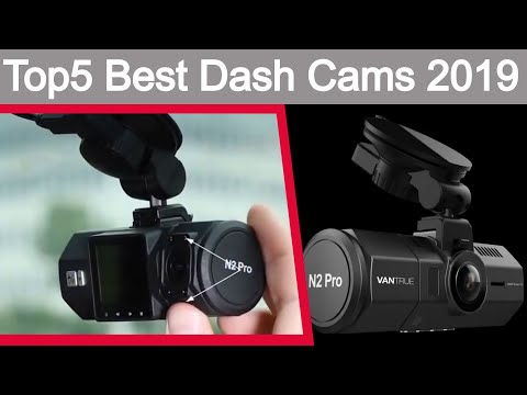 Top 5 Best Dash Cams For 2019  Updated List Of Newest Car Accessories