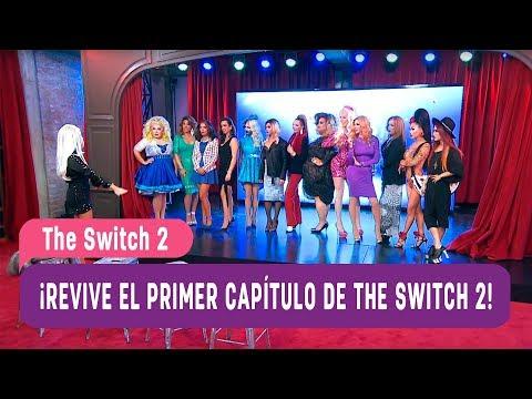 "Revive el primer capítulo de ""The Switch 2"" / Mega"