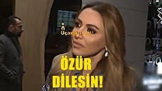 Hadise: Nur Yerlitaş Türkiye'nin Önünde Özür Dilesin!